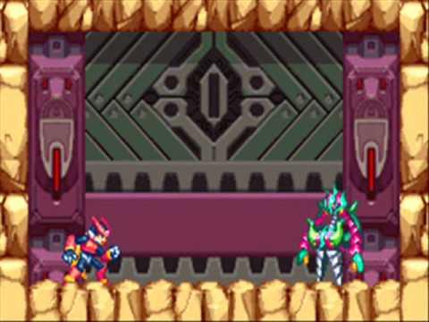 Megaman Zero 4 - BOSS RUSH