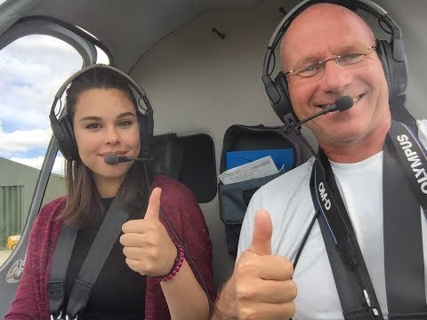 Cabri G2 Flight with my Dad!