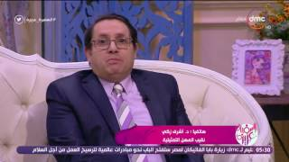 السفيرة عزيزة - د/أشرف زكي ... أبناء الفنانين هم أصل النقابة وهم ثروة والبلد لا تستطيع إستغلالها