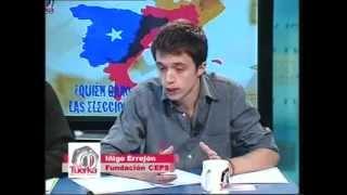 """La Tuerka, Pablo Iglesias i el mapa dels """"països catalans"""""""