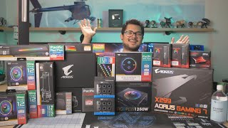 Download INSANE RGB Water Cooled PC (Part 1: Pre-Tubing) Mp3 and Videos