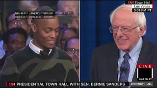 The Democratic Presidential Town Halls (Part 1) (CC)