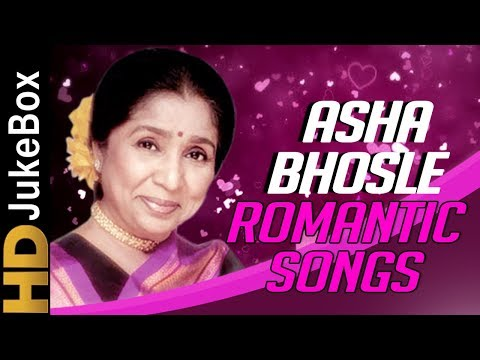 Asha Bhosle Romantic Songs  Asha Bhosle Superhit  Songs Jukebox  Bollywood Hindi Songs