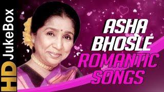 Asha bhosle romantic songs | asha bhosle superhit video songs jukebox| | bollywood hindi songs