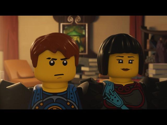 De aanval - LEGO Ninjago - Seizoen 7 episode 6