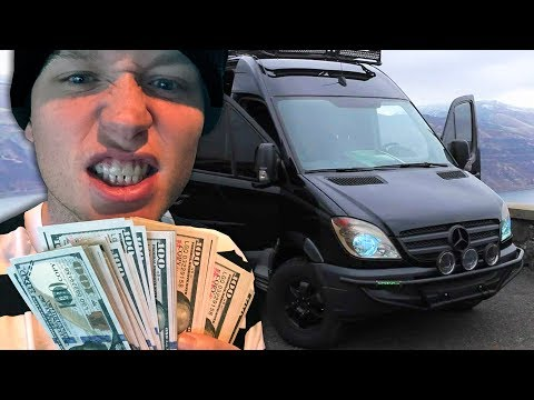 Thief Simulator - Part 8 - Buying a Robber Van!