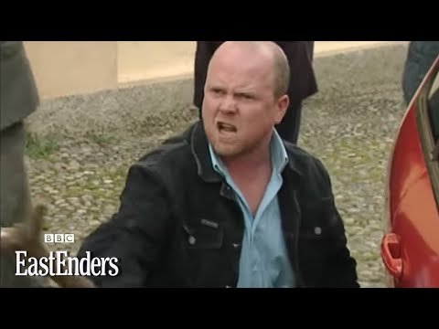 Grant & Phil Mitchell's Italian punch up! - EastEnders - BBC
