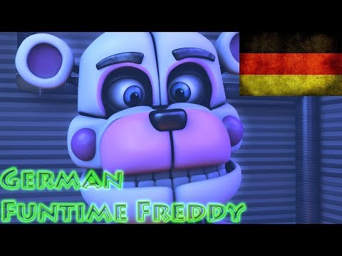 """[FNaF] [SFM/Short] """"German Funtime Freddy"""""""