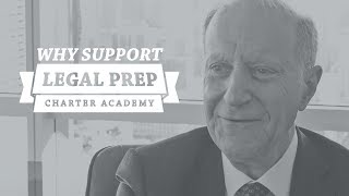 Why Support Legal Prep: John Levi
