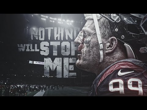 NOTHING WILL STOP ME – NFL Motivational Video
