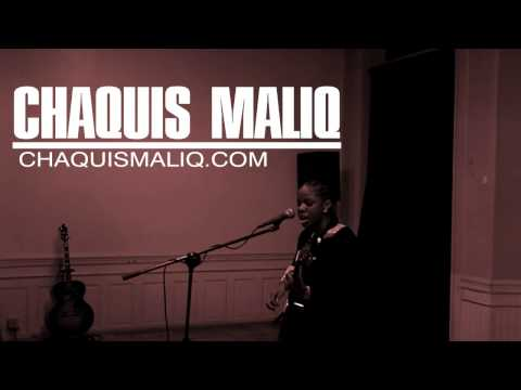 "Chaquis Maliq ""We Got Love"" 