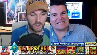 9/23 #BB17 #BBLF Recap Show With Jon