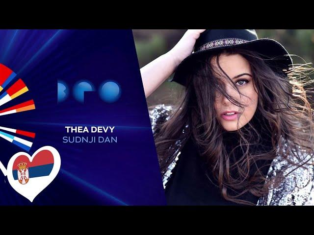 Thea Devy - Sudnji dan / Beovizija 2020