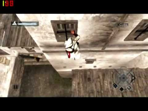 Assassin's Creed On Intel 965 Express Chipset Family (x3100)