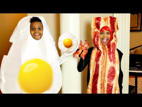 BACON OR EGGS - Onyx Kids