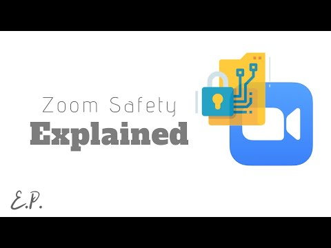 Zoom Safety Settings
