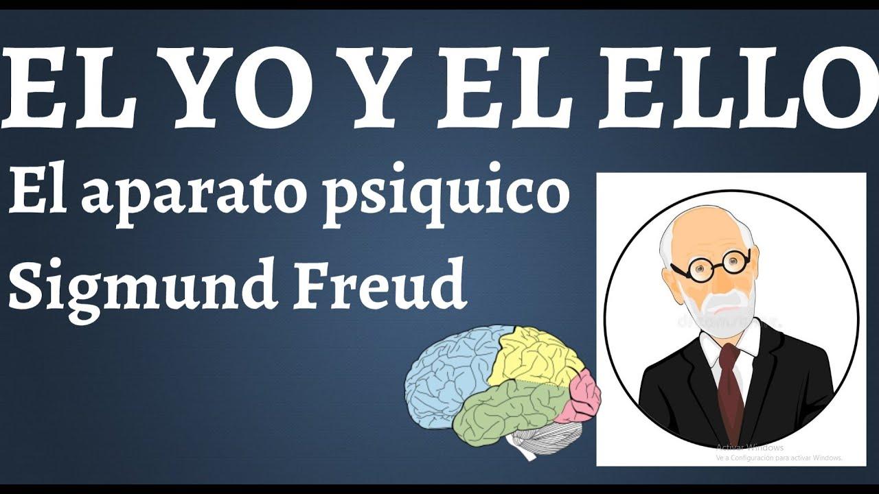 Freud El Yo Y El Ello 1923 Explicación Completa Del Aparato Psiquico Youtube