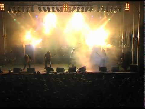 """Primordial """"Sons of the Morrigan"""" (LIVE VIDEO)"""