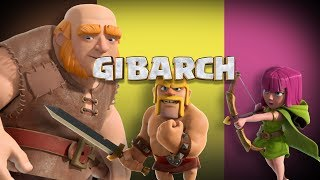 Clash of Clans: The GIBARCH Strategy! thumbnail