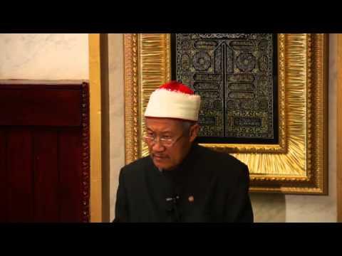Ceramah Bersama Mufti Kerajaan Brunei