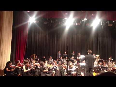 Juan Francisco Garcia Sinfonia Quisqueyana 3er mov.
