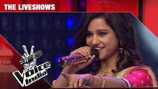 Neha Khankriyal - Radha | The Liveshows | The Voice India S2