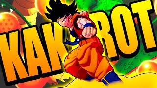 This is Dragon Ball Z Kakarot