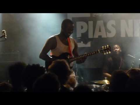Songhoy Blues - Bamako (live)