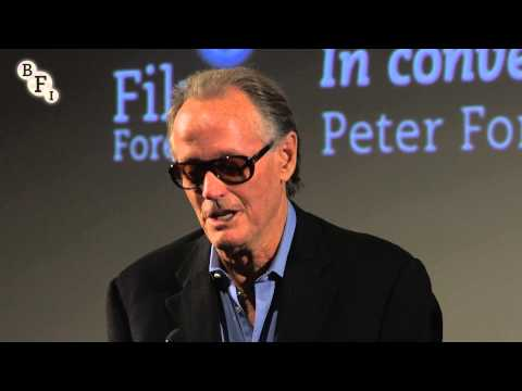 Peter Fonda on film, life and Dennis Hopper