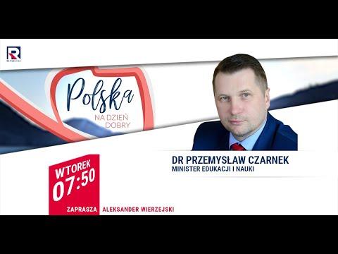 To co się dzieje w Zakopanem odbije się także na szkołach - P.Czarnek (PiS) | PolskaNaDzieńDobry 1/5