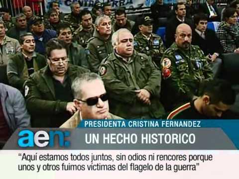 AEN 15-6-2011 11 hs: James Peck primer malvinense con DNI argentino -
