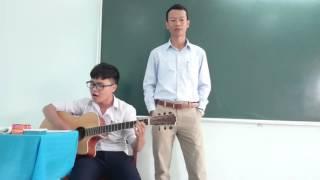 Học trò sáng tác bài hát tặng thầy 20.11.2015