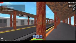 ROBLOX MTA Subway Movie: Chapter 8 [Coney Island Bound Trains]