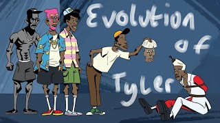 Evolution Of Tyler, The Creator (2007 - 2019)