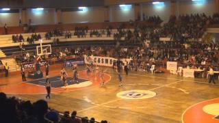 Semifinal de ida Liga Nacional Femenina de Baloncesto