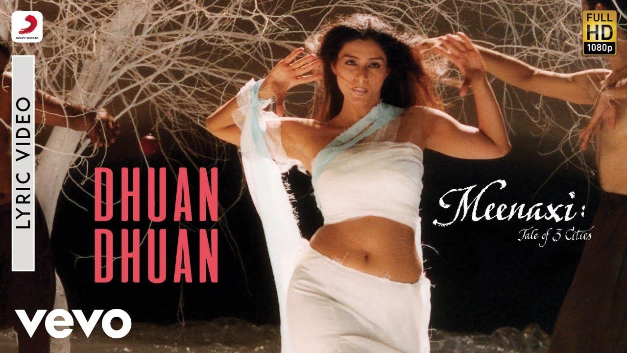 Download A.R. Rahman - Dhuan Dhuan Best Lyric Video|Meenaxi|Tabu|Asha Bhosle|Kunal Kapoor
