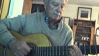 Ballade pour marine version sur guitare flamenca