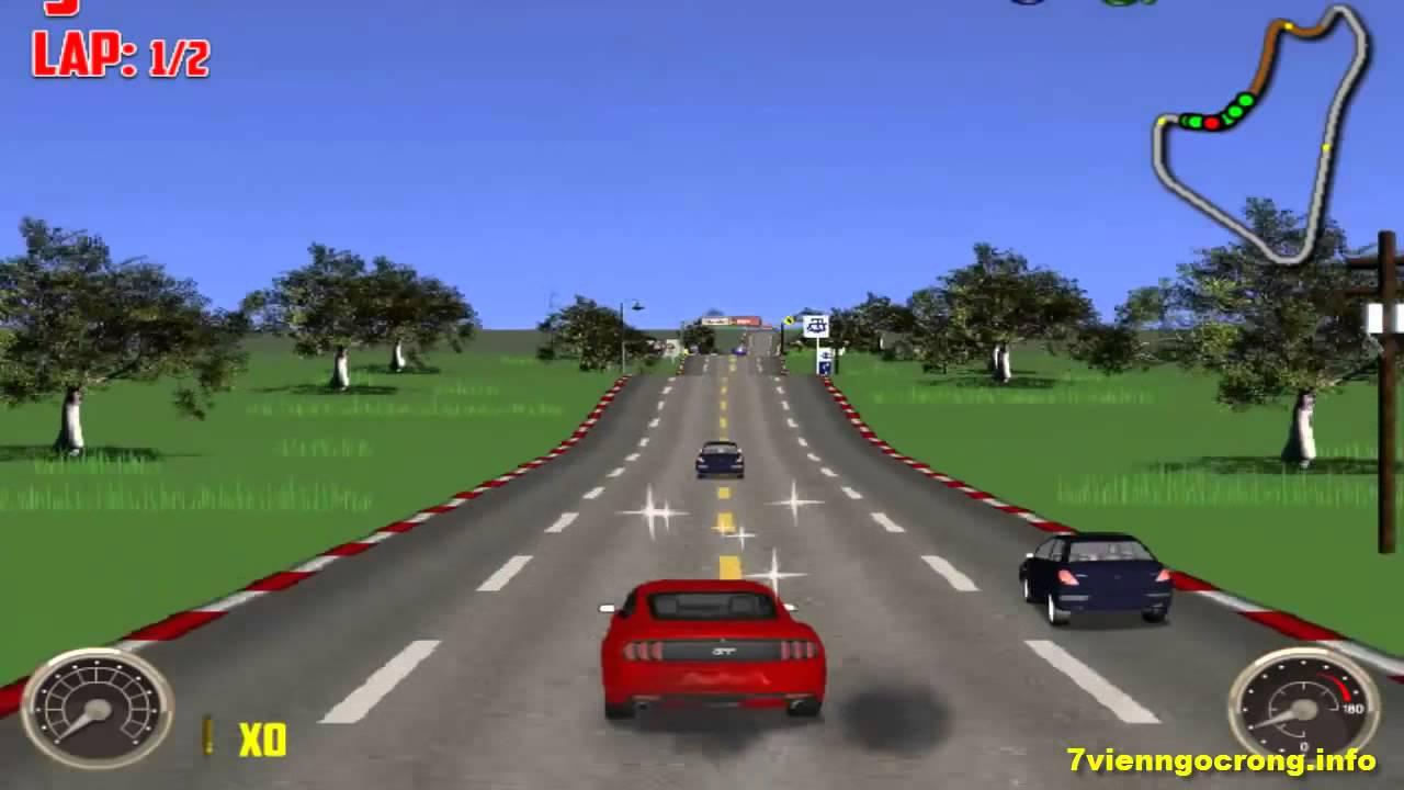 Link download Top 10 game đua xe offline hay cho pc