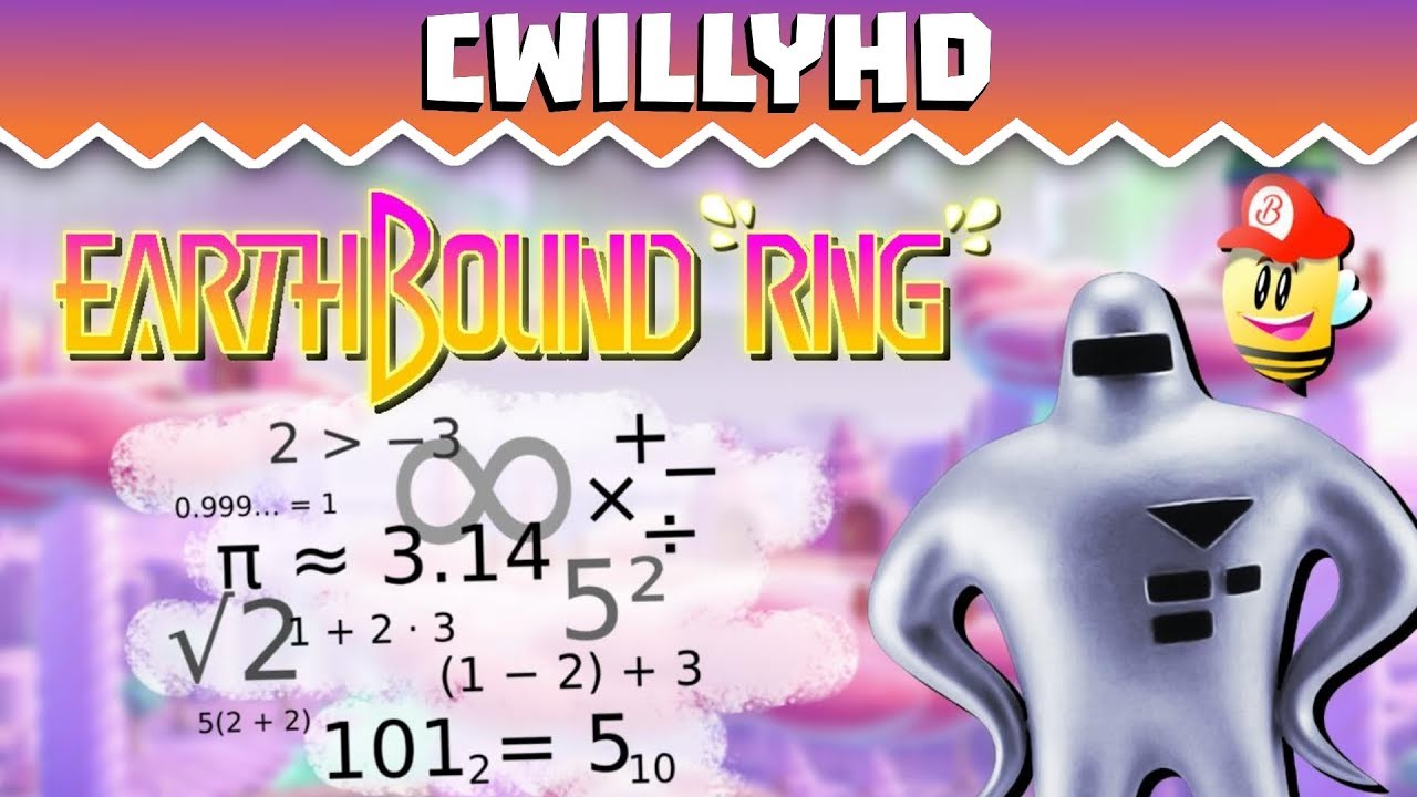 Earthbound Rng Feat Beesquared Cwillyhd Youtube