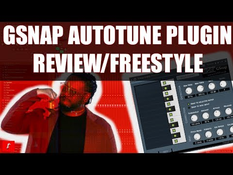 GSnap AUTOTUNE Plugin Review/Freestyle-FREE PLUGIN