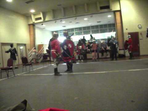 Sir Matthew vs Squire Duncan Bear Pit 1