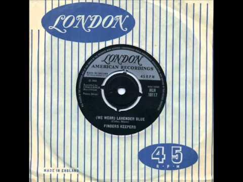 Finders Keepers - '(We Wear) Lavender Blue' (1966)