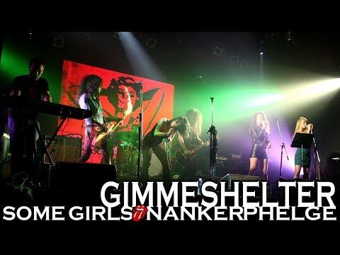 GIMME SHELTER - Some Girls & Nanker Phelge [The Rolling Stones Tribute]