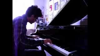sleepmakeswaves - Perfect Detonator (piano cover)