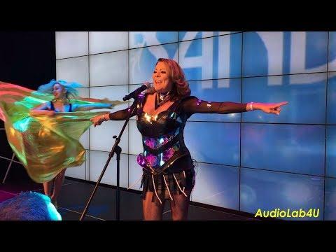 SANDRA - Live Legends of 80's italo disco / 2017 Queens, NY USA