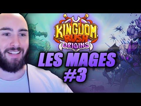 Vidéo d'Alderiate : [FR] ALDERIATE - KINGDOM RUSH ORIGINS - EPISODE 3