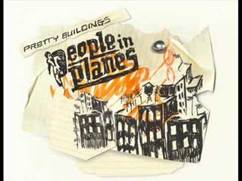 Pretty Buildings-People in