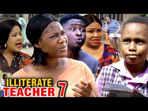 ILLITERATE TEACHER SEASON 7 - Mercy Johnson 2020 Latest Nigerian Nollywood Movie Full HD