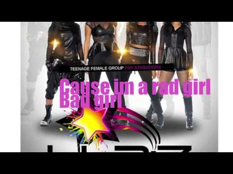 Bad Girl (lyrics on screen) by Hi-Riz