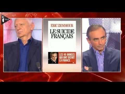 """Vichy : la polémique du livre """"Le Suicide Français"""" - CSD"""